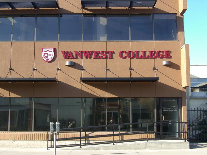 Vanwest Dil Okulları Kanada