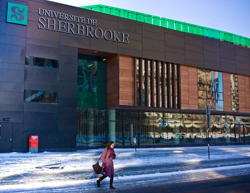 Sherbrook Üniversitesi