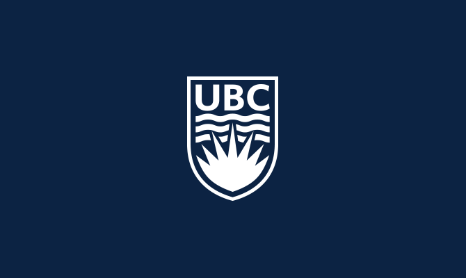 Kanada University of British Columbia